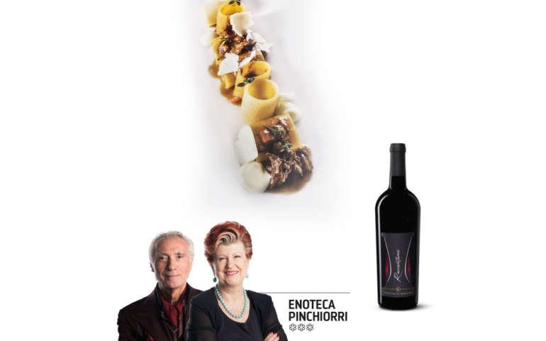 Enoteca Pinchiorri: Tuffoli con stracotto di coda di bue su fonduta di Castelmagno