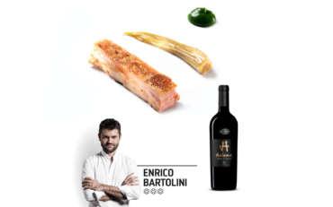 Enrico Bartolini: Maialino croccante al forno