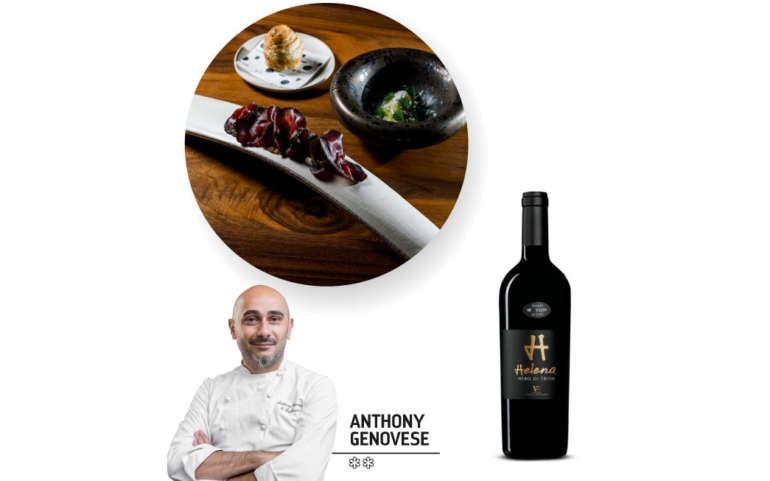 Anthony Genovese: Pastrami di pecora, grebiche e senape