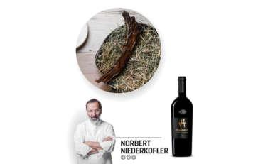 Norbert Niederkofler: Lamb rib chops