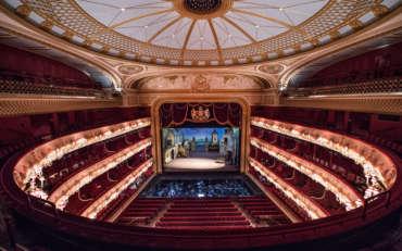 I vini di Vespa affascinano la Royal Opera House di Londra